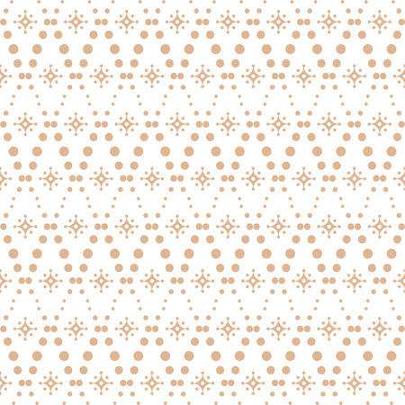 curvature: Background of seamless dots pattern