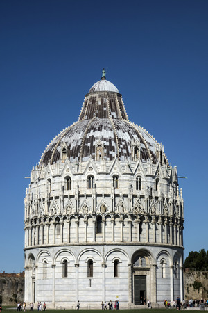 Leaning Tower of Pisa in Tuscany  photo