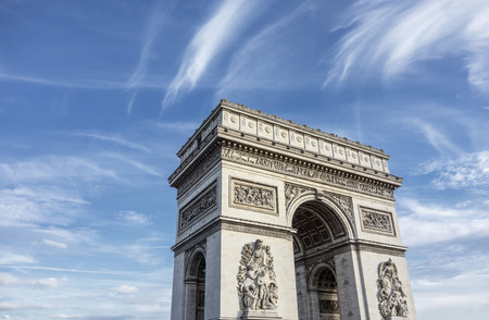 Arc de Triomphe,Paris,France  photo
