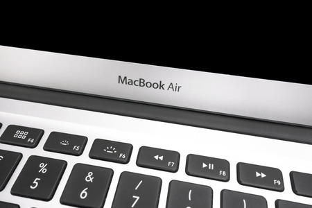 macbook: MacBook Air keyboard