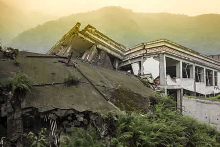 compendium: Damage Buildings of Wenchuan Earthquake,China