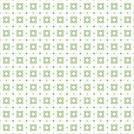 Background of seamless geometric pattern  Vector