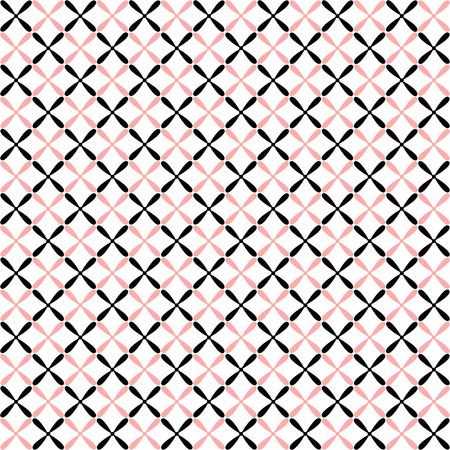stripped: Background of seamless floral pattern
