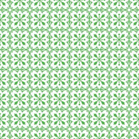 leaf pattern: Background of seamless floral pattern