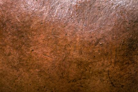 dermal: The skin of hippopotamus Stock Photo