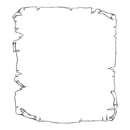 Vector frame banner Stock Vector - 13026495