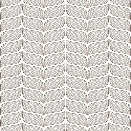 Vector naadloze abstract patroon sjabloon voor design