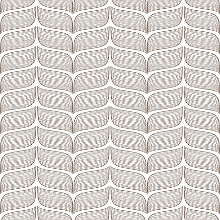 striped wallpaper: Vector seamless abstract pattern  Template for design