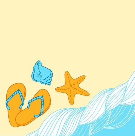 Travel background for you design collor Illustration  Illustration