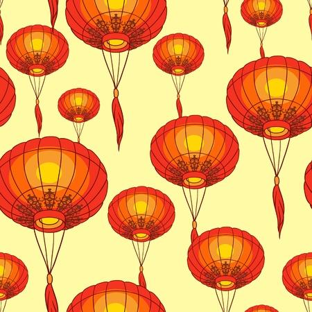 chinese lanterns: Fairy-lights  Big traditional chinese lanterns