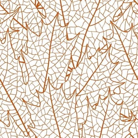 Autumn macro leaf of maple  Vector bacground Stock Vector - 13465136