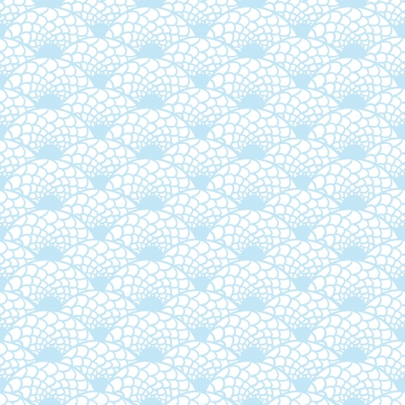 aerated: Seamless abstract hand drawn pattern