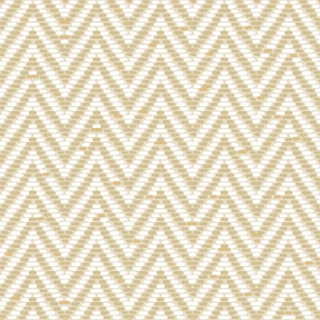 Herringbone Tweed pattern in earth tones repeats seamlessly  Vector