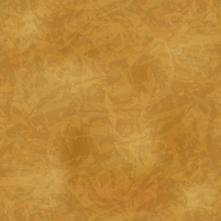 Seamless vintage pattern on old paper texture  Vector