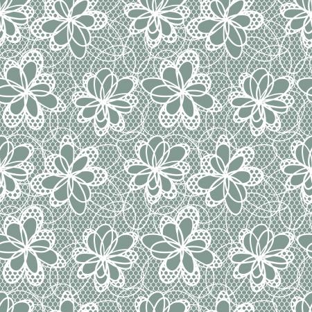 lace: Fondo de encaje antiguo, flores ornamentales