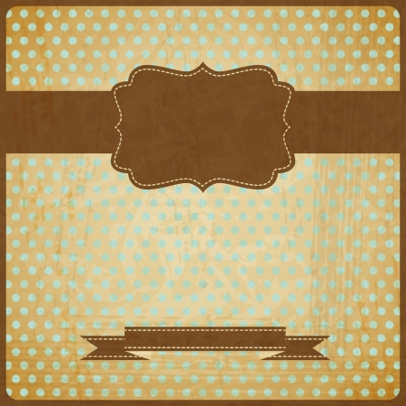 wall paper texture: vintage grunge old card   Background with place for text
