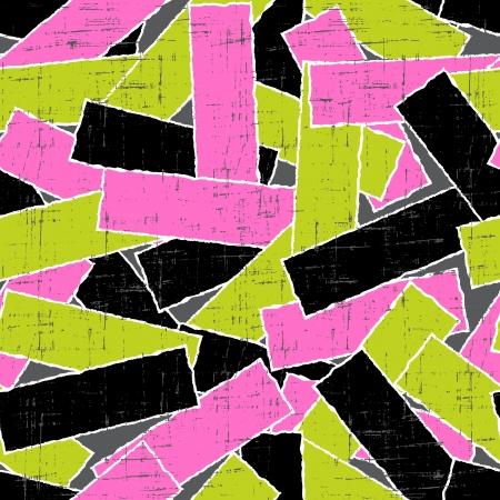 Torn scrach paper seamless pattern  Vector texture  Stock Vector - 14920769