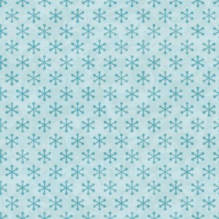Christmas seamless pattern snowflake background  Retro texture Stock Vector - 15123334