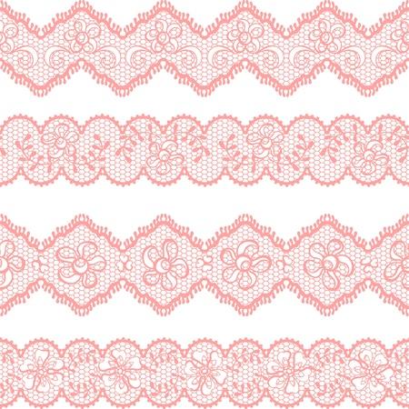 Vintage lace background, ornamental flowers texture