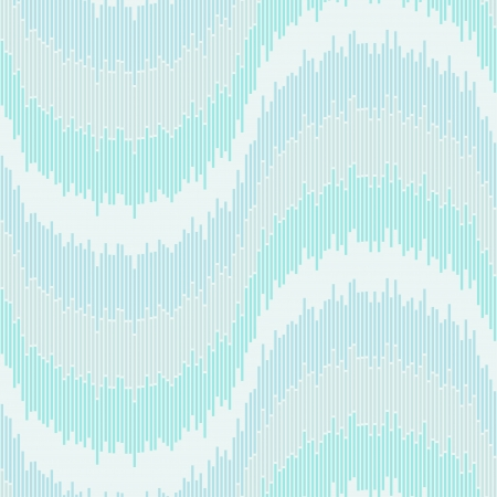 repeat structure: Strips abstract wave pattern  Seamless geometric texture  Illustration