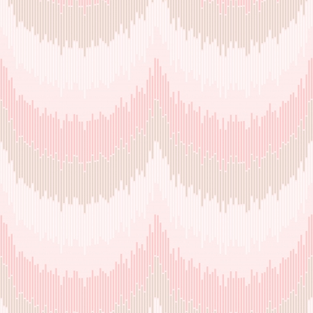 Strips abstract wave pattern  Seamless geometric texture Stock Vector - 16519010