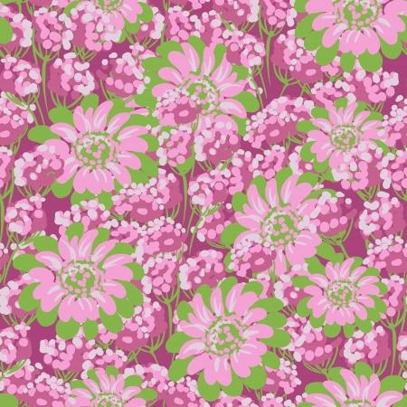 Vector Flower  Seamless Pattern Stock Vector - 16948302