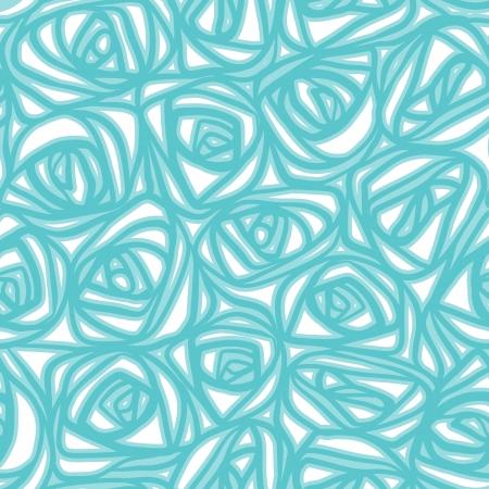 papel tapiz turquesa: Seamless Pattern Vector ilustración
