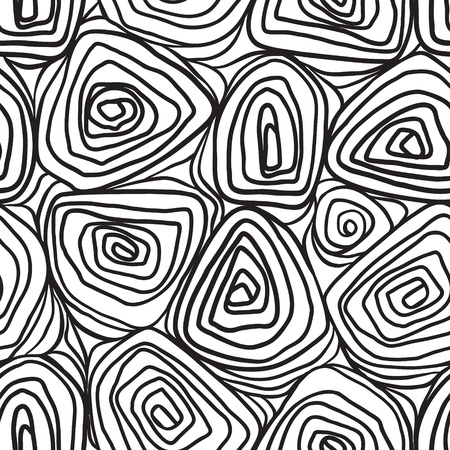 Vector illustration   Seamless Pattern  Vector