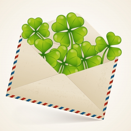 Saint Patrick s Day background Stock Vector - 17476428
