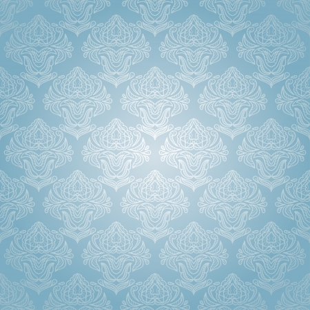Seamless wallpaper abstract pattern Stock Vector - 17627470