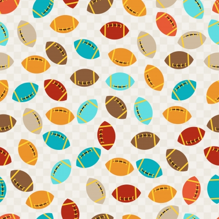 paper ball: Seamless pattern with school icons.