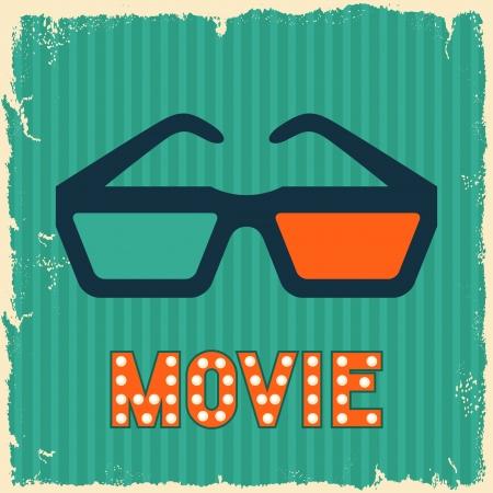 cine: Movie and cinema retro.