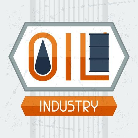 industry background: Fondo de la industria de petr�leo.