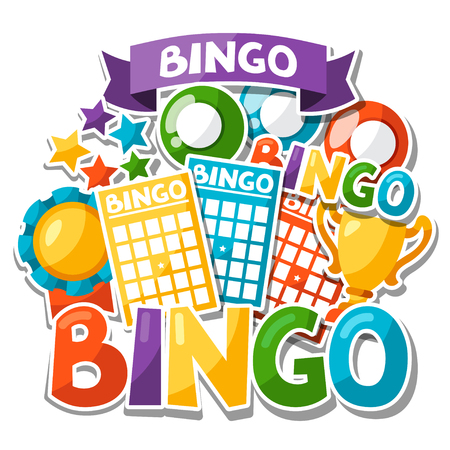 8,101 Bingo Cliparts, Stock Vector And Royalty Free Bingo ...