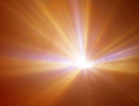 Un peu flou Light Ray Concert à 2 Banque d'images - 4587169