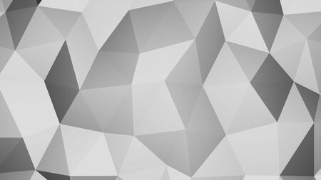 Simple Shiny Abstract Triangular Surface Grid Tile Shapes Moving - Abstract Background Texture