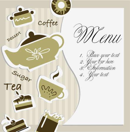 иллюстрировать: Время чая