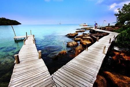 trad: The Sea at Koh Kood Island