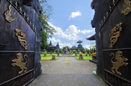 Pura Goa Lawah, Klungkung, Bali, Indonesia