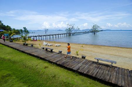 trad: Koh Mark Island, Trad province, Thailand