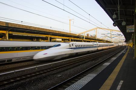 treno espresso: Nozomi Shinkansen, il treno proiettile, Giappone