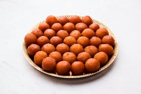 Traditional Home made Gulab Jamun sweets from India