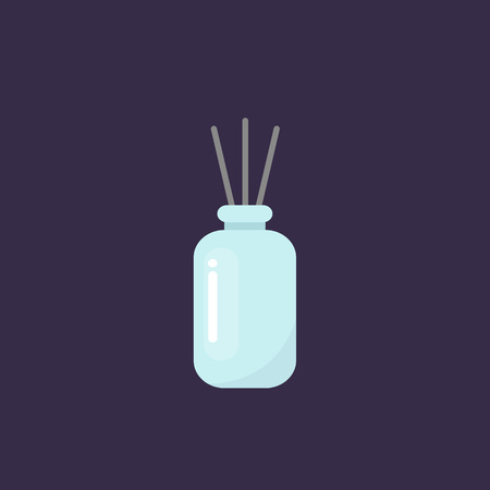 aromatherapy reed diffuser icon