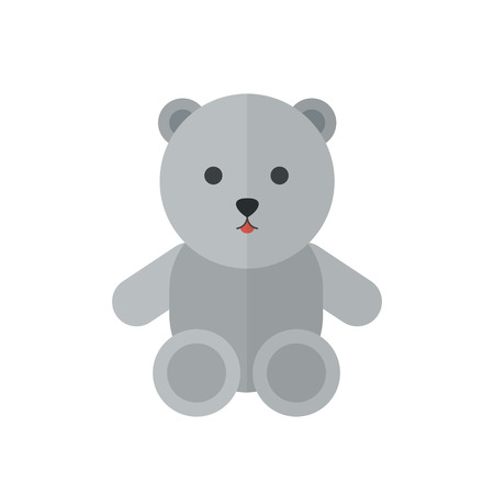 teddy bear icon Banque d'images - 118930752