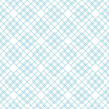 tangier: Blue background. Seamless pattern.