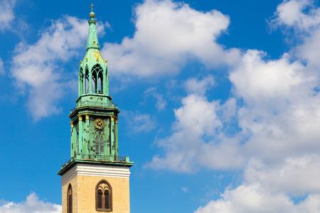 marys: St. Marys Church, Berlin.