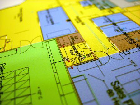 specifiche: Architettonici piano di costruzione