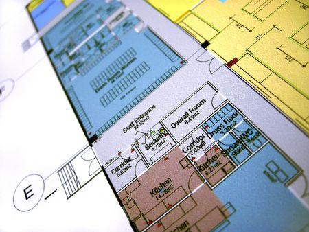 specifiche: Programma edificio di Architectual Archivio Fotografico