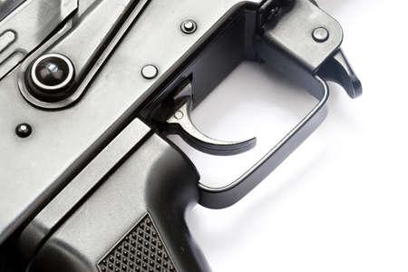AK-47 Stock Photo - 4232477
