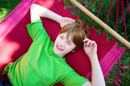 redhead teen Stock Photo - 5253113